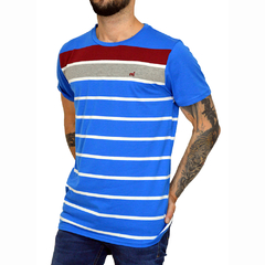 Remera Sailing Stripes - Código 10041-9 - comprar online