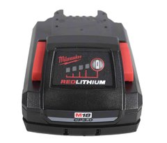 Bateria 18v 3,0Ah 48-11-1835 Milwaukee M18 Red Lithium High Output - Weimar Cuotas