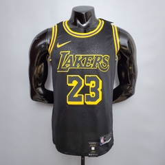 Camisa NBA Los Angeles Lakers Mamba James #23 Nike