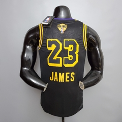 Camisa NBA Los Angeles Lakers Mamba James #23 Nike - loja online