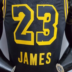 Imagem do Camisa NBA Los Angeles Lakers Mamba James #23 Nike