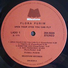 Flora Purim ‎– Open Your Eyes You Can Fly na internet