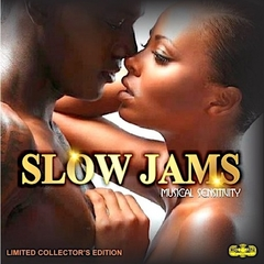 Various - Slow Jams Musical Sensitivity