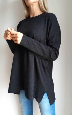 Sweater 48 -Maxi- -Bremer- -Brilloso- en internet
