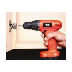 Taladro atornillador Black+Decker CD121K en internet