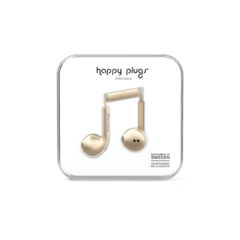 Auricular 3.5mm Happy Plugs Earbud Plus Deluxe Edition