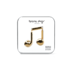 Auricular 3.5mm Happy Plugs Earbud Plus Deluxe Edition - comprar online