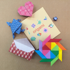 Origami Box Kit en internet