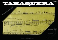 Tabaco Pouch - Partitura