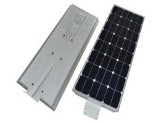 Luminaria solar+led ALL in ONE HISSUMA SOLAR 100W