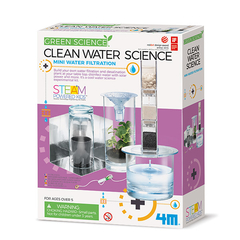 Ciencia Verde Clean Water Science 4M