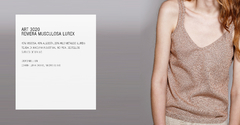 REMERA MUSCULOSAbCON LUREX ART 3020 en internet