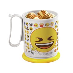 Caneca Jumbo Emoji DIvertido 550ml TUPPERWARE