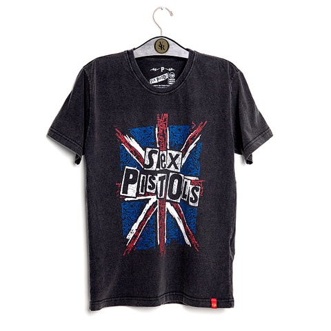 Camiseta VSR Sex Pistols Flag