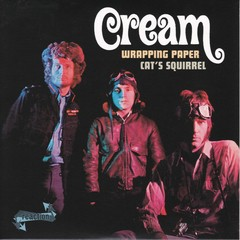 Cream - Wrapping Paper / Cat's Squirrel [Compacto]