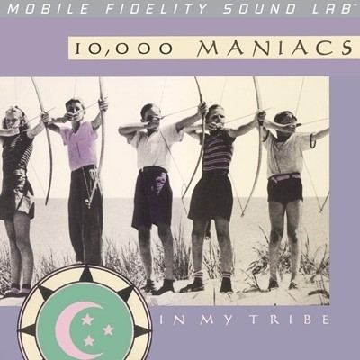 10.000 Maniacs - In My Tribe [LP]