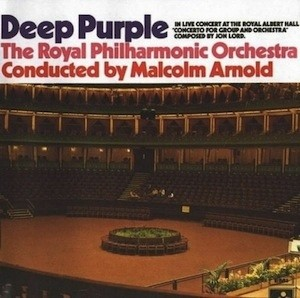 Deep Purple - Concerto for Group and Orchestra [LP]