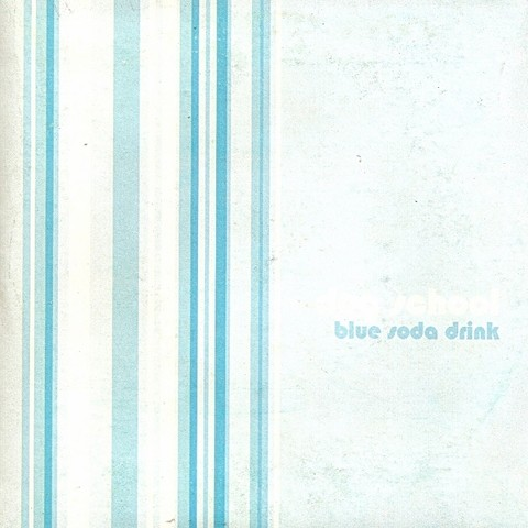 Dog School - Blue Soda Drink [Compacto]
