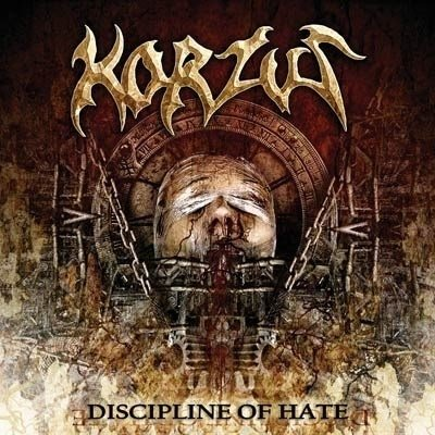 Korzus ‎– Discipline of Hate [CD]