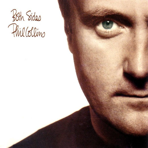 Phill Collins - Both Sides [LP Duplo]