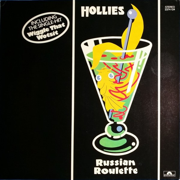 Hollies - Russian Roulette [LP] - comprar online