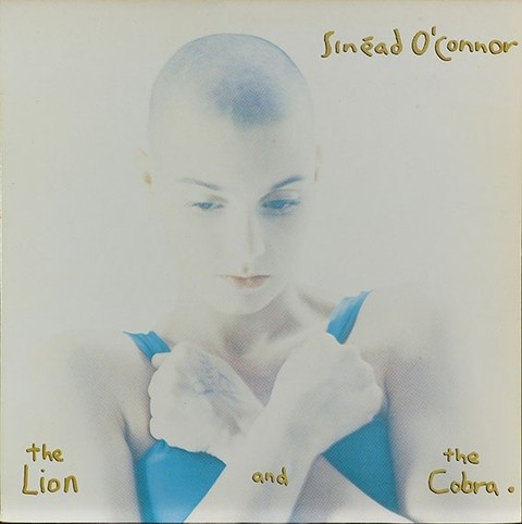 Sinead O´Connor - The Lion And The Cobra (1987) [LP]