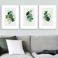 Kit Tropical Leafs - comprar online