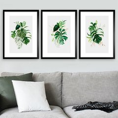 Kit Tropical Leafs