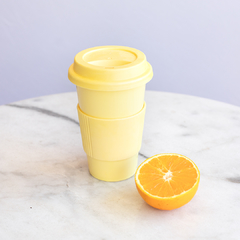 COFFEE CUP AMARILLO