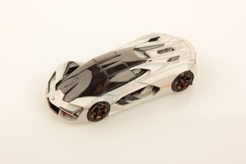 MR Collection Models 1:64 Terzo Millennio Branco Perola