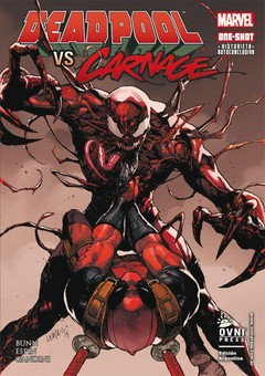 DEADPOOL VS CARNAGE ***REEDICION***