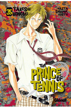 The Prince of Tennis Nº 35
