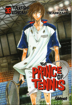The Prince of Tennis Nº 36
