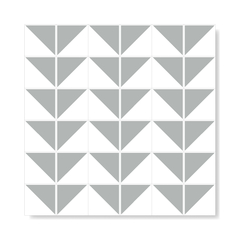 "M² ""Raiz"" Grey Ceramic Tiles - Lurca"