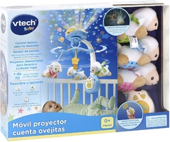 Vtech Movil Proyector Cuenta Ovejitas