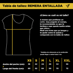 Remera Entallada Choose (descontinuada) - comprar online