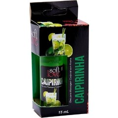 GEL HOT CAIPIRINHA 15ML SOFT LOVE
