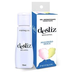 Desliz Gel Beijável Hot 15ml Feitiçoes - 7798 na internet