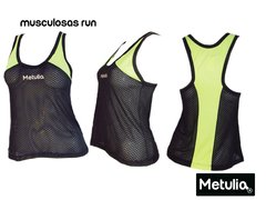 "Musculosa  "" FEME "" Run Gym Fitness"