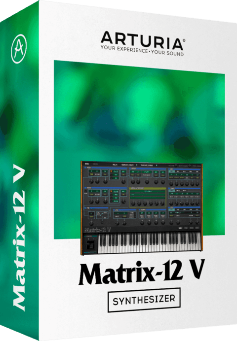 Software Arturia MATRIX-12 V