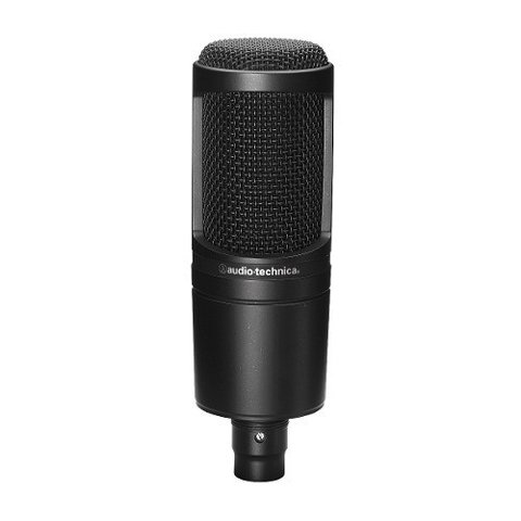Micrófono Condensador Audio Technica AT2020