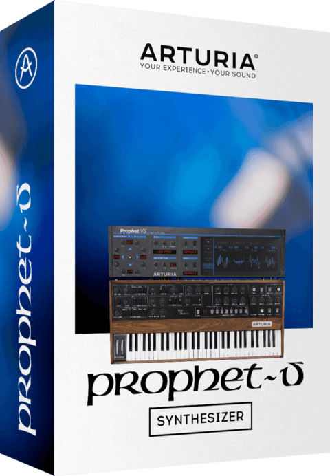 Software Arturia PROPHET V