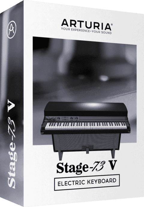 Software Arturia STAGE-73 V