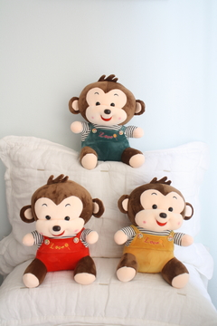 SURT. PELUCHE/ MONKEY LOVE