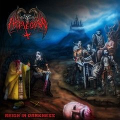 impiedoso - reign in darkness - cd