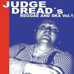 JUDGE DREAD – reggae and ska – LP