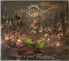 DISAFFECTED – the trinity threshold – Digipack CD