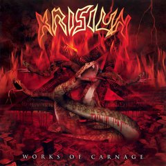 KRISIUN - works of carnage - LP - Importado!
