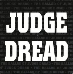 JUDGE DREAD – the ballad of judge dread – EP