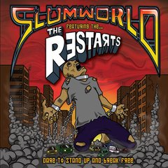 RESTARTS, THE - slumworld - LP